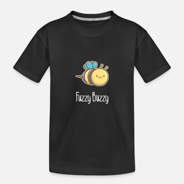 Insect Fuzzy Buzzy Bee Beekind Beekeeper Kids - Toddler Organic T-Shirt