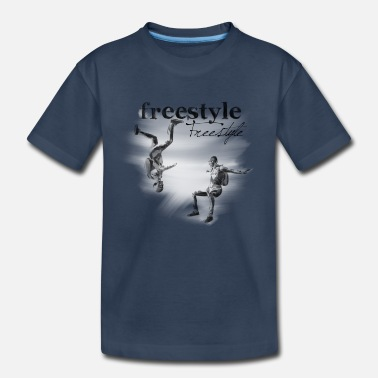 Freestyle Freestyle - Toddler Organic T-Shirt