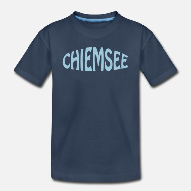 Hemp Chiemsee - Toddler Organic T-Shirt