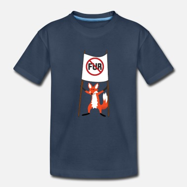 Fur No Fur - Toddler Organic T-Shirt