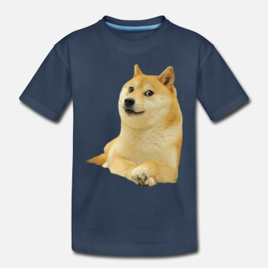 Doge doge - Toddler Organic T-Shirt