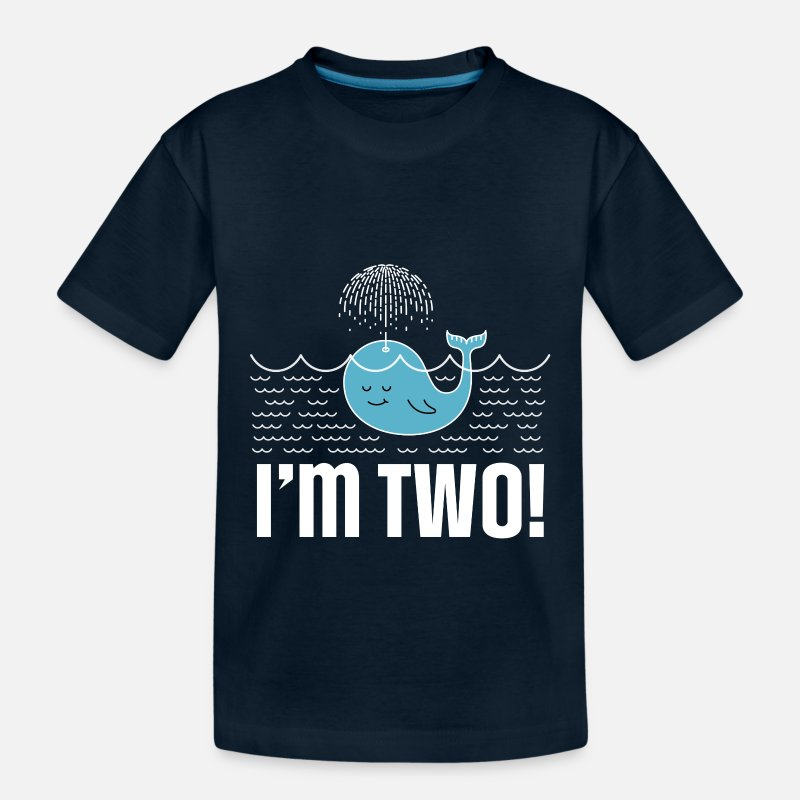 Gift for Two Years Old Toddler//Infant Kids T-Shirt Captain 2nd Birthday