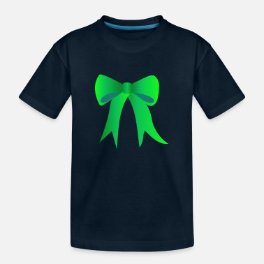 Bow Bow - Toddler Organic T-Shirt