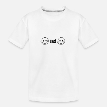 Sad sad - Kid's Organic T-Shirt