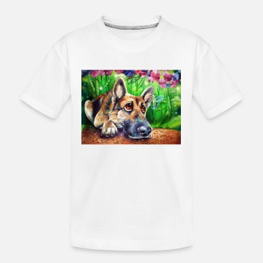 German Shepherd German Shepherd - Kid's Organic T-Shirt