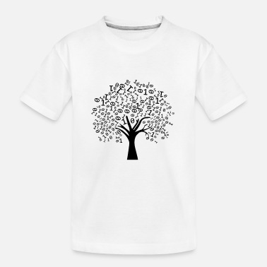 Binary Programmer Binary Tree - Kid's Organic T-Shirt