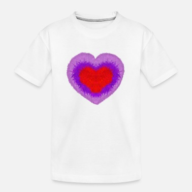 Heart - Kid's Organic T-Shirt