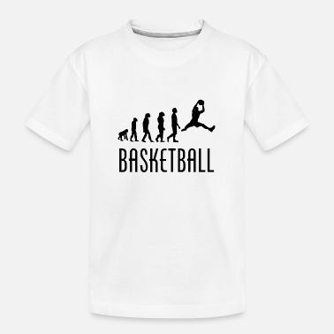 Evolution Basketball Evolution - Kid's Organic T-Shirt