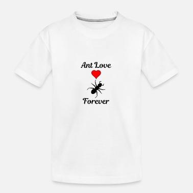 I Love Heart Creepy Crawlies Kids T-Shirt