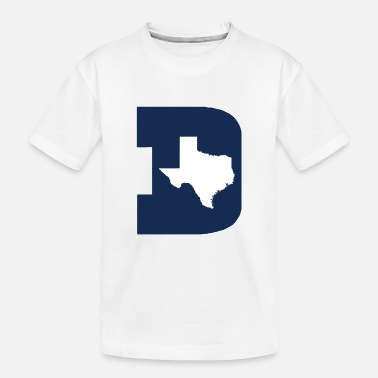 Dallas dallas - Kid's Organic T-Shirt