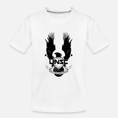 unsc halo 4 - Kid's Organic T-Shirt