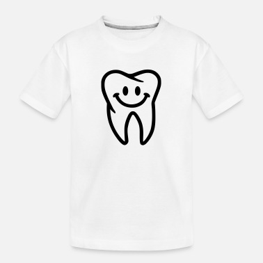 Tooth Tooth - Kid's Organic T-Shirt