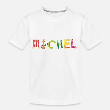 Michel Michel - Kid's Organic T-Shirt
