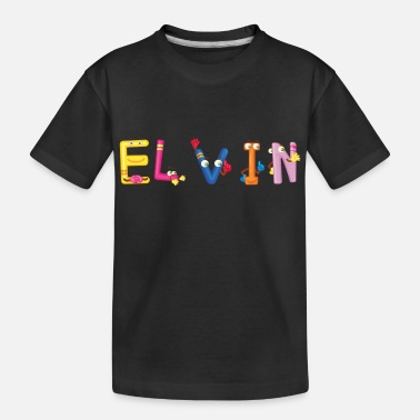 Elvin Elvin - Kid's Organic T-Shirt