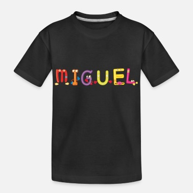 Presents Miguel Miguel - Kid's Organic T-Shirt