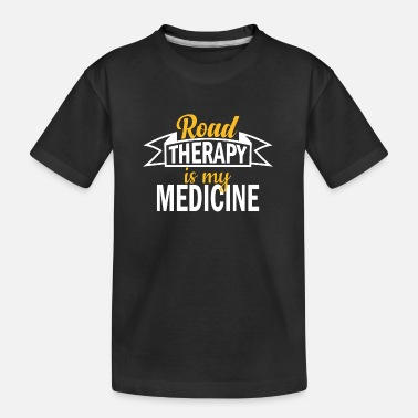 Therapy - Kid's Organic T-Shirt
