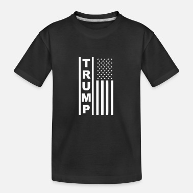 President President Of United States Trump - Kid's Organic T-Shirt