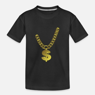 Jewelry Chain Jewelry - Kid's Organic T-Shirt