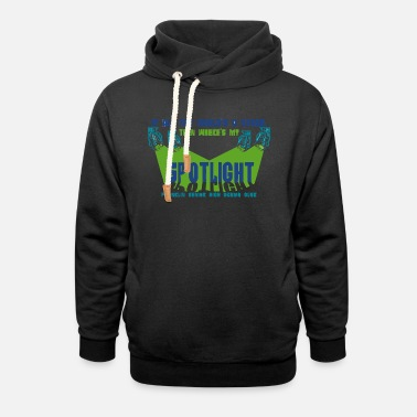 FRANKLIN SENIOR HIGH DRAMA CLUB - Unisex Shawl Collar Hoodie
