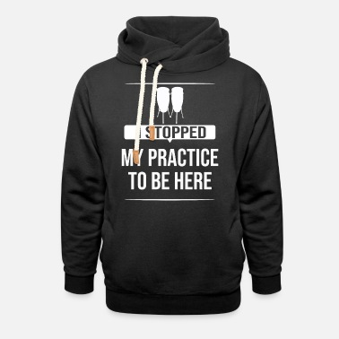 Instrument Congas Percussion Practice Music Instrument Conga - Unisex Shawl Collar Hoodie