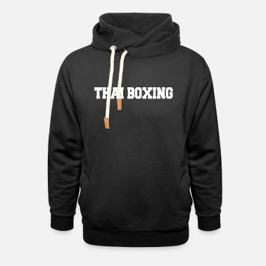 Thai-boxing Thai Boxing - Shawl Collar Hoodie