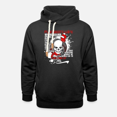 Plumber's Wife T Shirt - Unisex Shawl Collar Hoodie