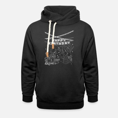 Birthdays Treat you some special for your Birthday Gift idea - Unisex Shawl Collar Hoodie