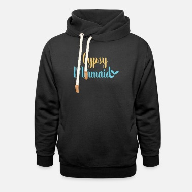 Gypsy Gypsy Soul Heart Adventure Travel Tshirt Gypsy - Unisex Shawl Collar Hoodie