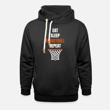 Eat Sleep Basketball Repeat Love Bask Sweatshirt