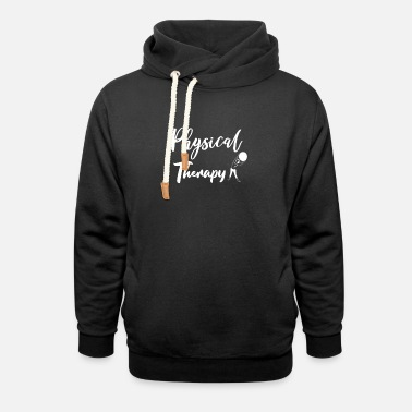Hope Physical Therapy - Unisex Shawl Collar Hoodie