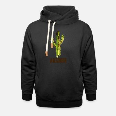 Arizona Cactus Summer Heat Design Unisex Crew Neck Sweatshirt