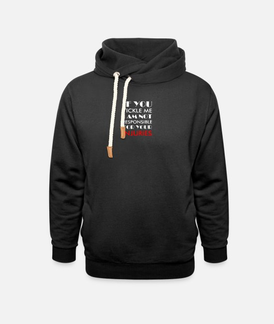 Movie Hoodies & Sweatshirts - For Geeks Geekery Nerdy - Unisex Shawl Collar Hoodie black