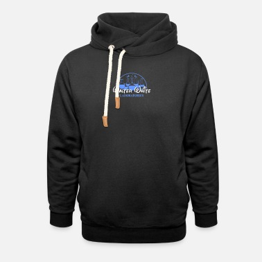 Walter White Walter White Laboratories Breaking Pinkman Bad - Unisex Shawl Collar Hoodie
