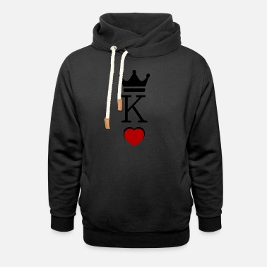 King Poker - Shawl Collar Hoodie
