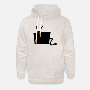 Television Television - Unisex Shawl Collar Hoodie