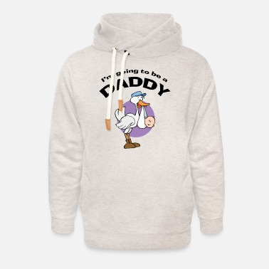 Daddy To Be Daddy To Be - Unisex Shawl Collar Hoodie