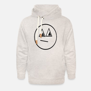 Emotion Emotion - Unisex Shawl Collar Hoodie
