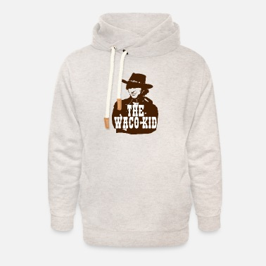 Saddle The Waco Kid - Blazing Saddles - Unisex Shawl Collar Hoodie