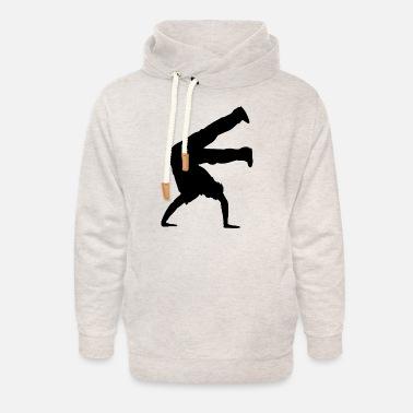 Smurfe II breakdancer bboy Hiphop Evolution porte-clés porte-clés