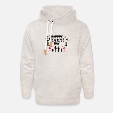 Parents Parent's Day - Unisex Shawl Collar Hoodie