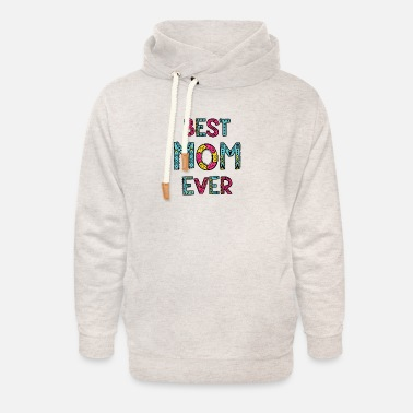 Mothers Day mothers day - Unisex Shawl Collar Hoodie