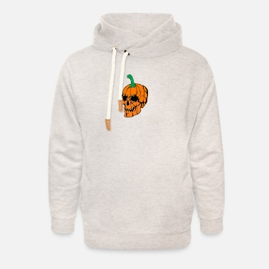 Horror friend - Unisex Shawl Collar Hoodie