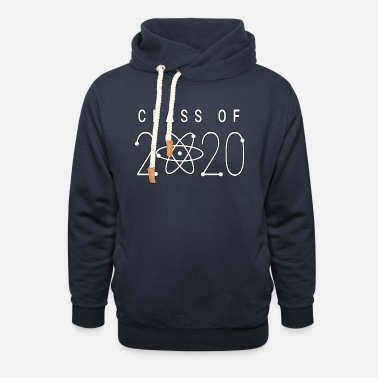 Class of 2020 Science Class - Unisex Shawl Collar Hoodie