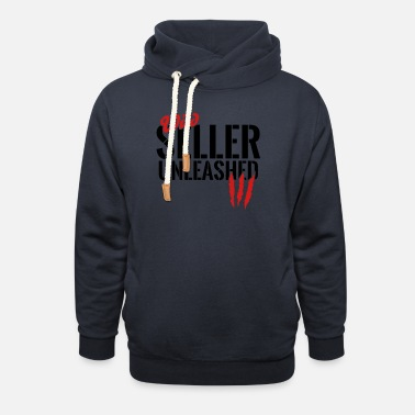 Wild seller unleashed - Unisex Shawl Collar Hoodie