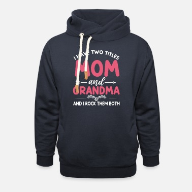 Mothers mothers day images - Unisex Shawl Collar Hoodie