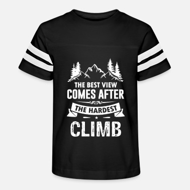 Leather Pants Mountain Hiking Mountaineering Alps Winter Holiday - Kids' Vintage Sport T-Shirt