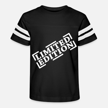 Limited Edition Ltd. Edition Limited Special Gift - Kids' Vintage Sport T-Shirt