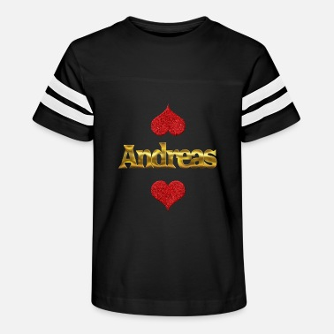 Andrea Andreas - Kids' Vintage Sport T-Shirt