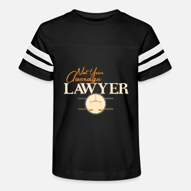 Average Average Lawyer Average Lawyer Shirt - Kids' Vintage Sport T-Shirt