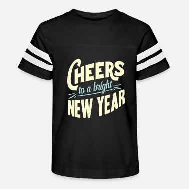 New Year New Year New Year's Eve - Kids' Vintage Sport T-Shirt